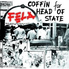 Fela Kuti - Coffin For Head Of StateUnknown Soldier [CD]