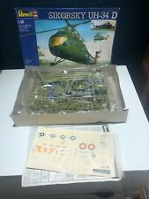 Revell Sikorsky UH-34 D 1:48 Scale Kit Army Military Helicopter 4485 Complete