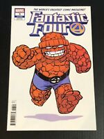 Marvel FANTASTIC FOUR 3 VOL 6 2018 SKOTTIE YOUNG BABY THING VARIANT VF/NM