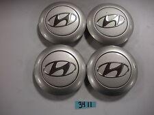 Center Caps Hubcaps Hyundai Entourage 52960-4D100 Wheel OEM Set 07 08 09 10