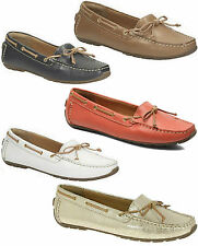 Clarks Women's Deck Casual Shoes