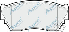 FRONT BRAKE PADS FOR NISSAN SUNNY GENUINE APEC PAD752