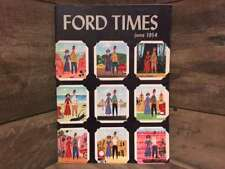 Ford Times June 1954 Vol. 46 No. 6 (46) by Ford Moter Company