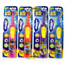 Wisdom Spinbrush Kids Children Battery Electric Toothbrush 6+ years