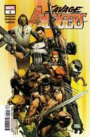 Savage Avengers #5 Marvel Comic 1st Print 2019 Unread NM