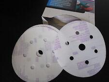 3M HOOKIT 260LDUST FREE FINISHING  DISCS -P1200 - 150MM - LD 601A - BOX OF 50