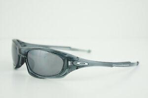 OO9157-06 Oakley XX Twenty Smoke Grey/Polarized Black Iridium Sunglasses 55-18