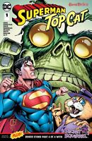SUPERMAN TOP CAT SPECIAL #1 DC Comics COVER A 1ST PRINT 2018