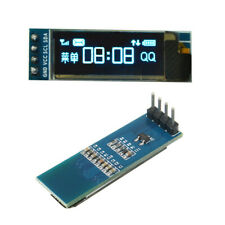 Geekcreit 0.91 Inch 128x32 IIC I2C Blue OLED LCD Display DIY Module SSD1306