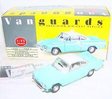 Lledo Vanguards 1:43 FORD CAPRI 109E SPORTS COUPE Two-Tone Model Car MIB`00!