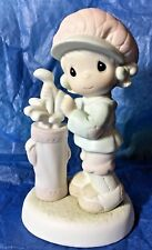 """Precious Moments """"You Suit Me To A Tee""""  Figurine"""