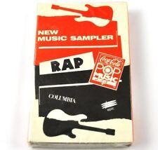 Coca-Cola Coke Rap Music Cassette Sampler USA 1991