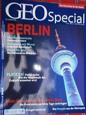 GEO Special  Heft  3/2009 Berlin
