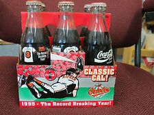 Vintage CocaCola 1995 Orioles Cal Ripken, Mint (four 6-packs)