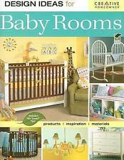 Design Ideas for Baby Rooms, Hillstrom, Ms Susan Boyle, New Book