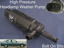 Headlamp/Headlight Washer Spray Cleaning Pump BMW 3 Series Berlina 1996 to 1999