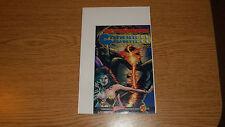 Godwheel Wizard Ashcan #1 1995 Malibu Comics Exclusive Supplement