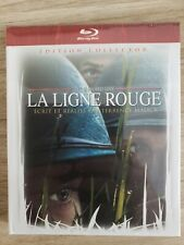 BLU RAY + DVD digibook LA LIGNE ROUGE Ed COLLECTOR Terence Malick NEUF