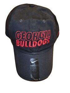 Georgia Bulldogs Nike Hertage86 Ballcap NEW University of Georgia