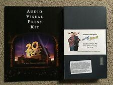 Welcome To Mooseport, Audio Visual Press Kit- Fox, 2004, RARE with BETACAM
