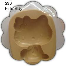 SUGARCRAFT/COLD PORCELAIN RESIN HELLO KITTY MOULD  (REDUCED TO CLEAR)