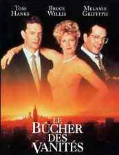 Bande annonce cinéma 35mm 1990 BUCHER DES VANITES De Palma Hanks Griffith Willis