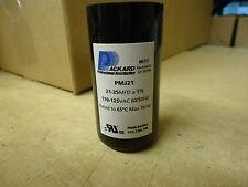 Packard PMJ21 Motor Start Capacitor 21-25 MFD 110-125 VAC