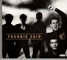 (FD364A) Frankie Goes to Hollywood, Frankie Said - 2012 CD