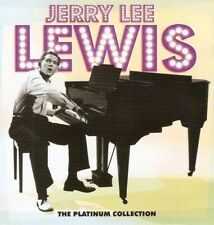 Jerry Lee Lewis - The Platinum Collection (CD 2006) 20 Tracks