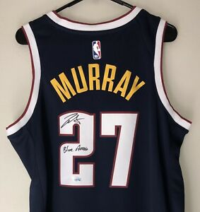 Jamal Murray Signed Denver Nuggets Autographed Nike NBA Swingman Jersey FANATICS