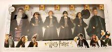 Harry Potter Toys Figurines Mattel Merchandise 6 Dolls Hermione Ron Collectibles