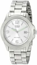 Casio Men's MTP1215A-7ACR Stainless Steel Watch New