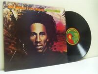 BOB MARLEY AND THE WAILERS natty dread LP EX/VG ILPS 9281, with lyric inner, uk