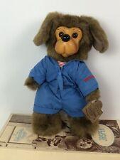 Robert Raikes Jaspar Collector Bear 54/7500 COA Box Registration Certificate