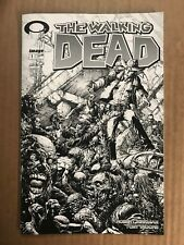 Walking Dead #1 15Th Anniversary Finch B/W Variant Image Comics (2018)