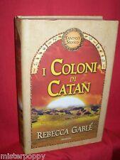 RBECCA GABLE' I coloni di Catan 2005 Armenia Prima Edizione