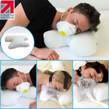 Mask Pillow For Mask Wearing During Sleep Stops spread Of Germs ✔