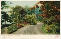 LAKE MOHONK NY - Lake Shore Road - udb (pre 1908)