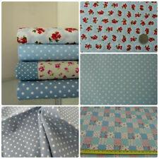 Poplin Quilting Craft Fabrics