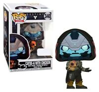 Destiny Funko POP! Games Cayde-6 with Chicken Vinyl Figure