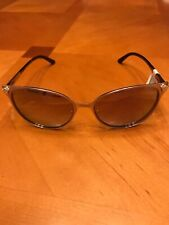 ***NEW WITH TAGS*** Versace 2166 1409/5R Gold Frame Mirrored Sunglasses 57MM
