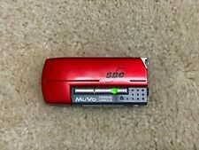 Creative Labs Nomad MuVo (Dap-Td0001) 128 Mb Usb Mp3 Player, Red, Sbc-branded