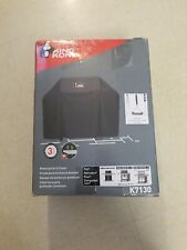 King Kong Premium Grill Cover K7130 With Brush, Tongs And Thermometer