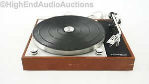 Thorens TD-150 mkII Turntable Record Player - TP13A Tonearm - Vintage Classic