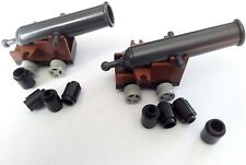 LEGO 2 X CANNONS