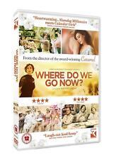 WHERE DO WE GO NOW ? DVD FILM MOVIE ARABIC LANGUAGE LEYLA HAKIM