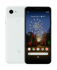 GOOGLE Pixel 3a XL - 64 GB, WHITE 4G/LTE Android 10 Unlocked/SimFree Boxed