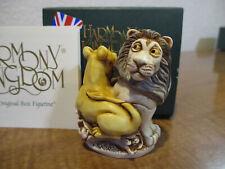 Harmony Kingdom Nobili della giungla LEONI Figurina scatola fatta in UK