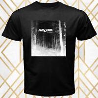 The Cure Rock Band Legend Album Cover Men's Black T-Shirt Size S - 3XL