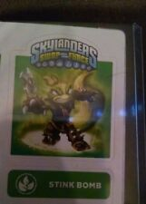 Stink Bomb Skylanders Swap Force Sticker/Code Only!